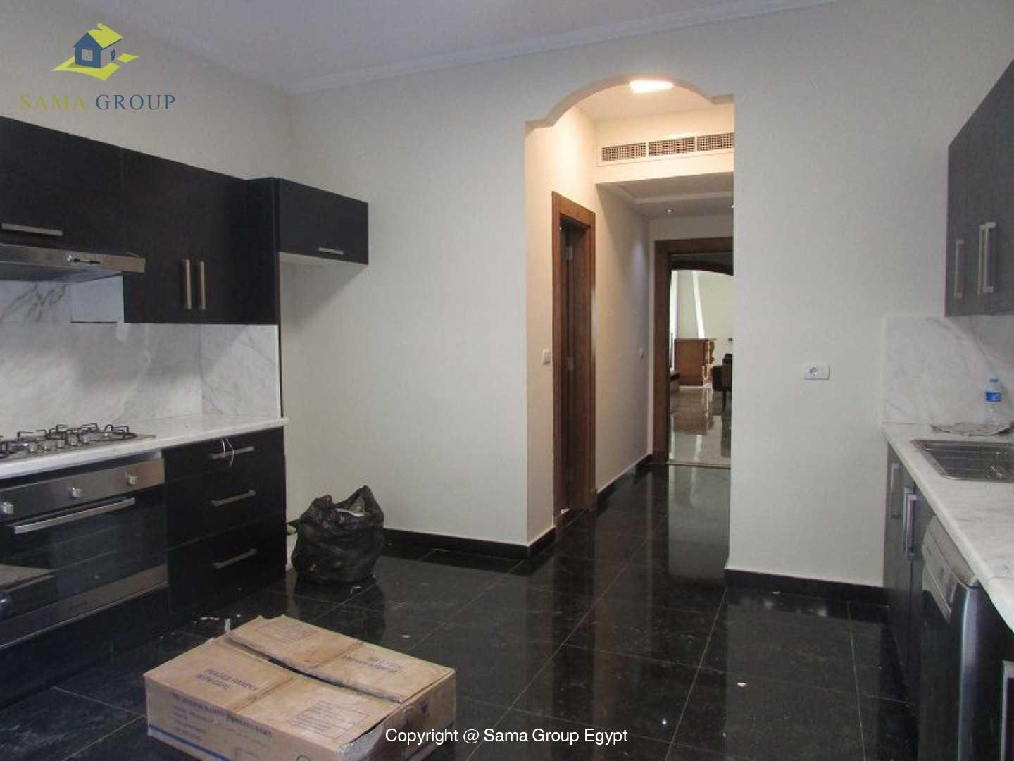 Ground Floor With Pool For Rent In Maadi Sarayat,Modern Furnished,Ground Floor NO #11