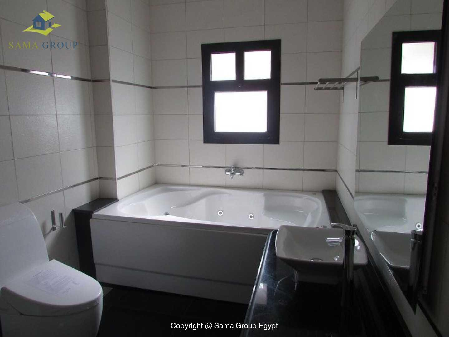 Ground Floor With Pool For Rent In Maadi Sarayat,Modern Furnished,Ground Floor NO #10