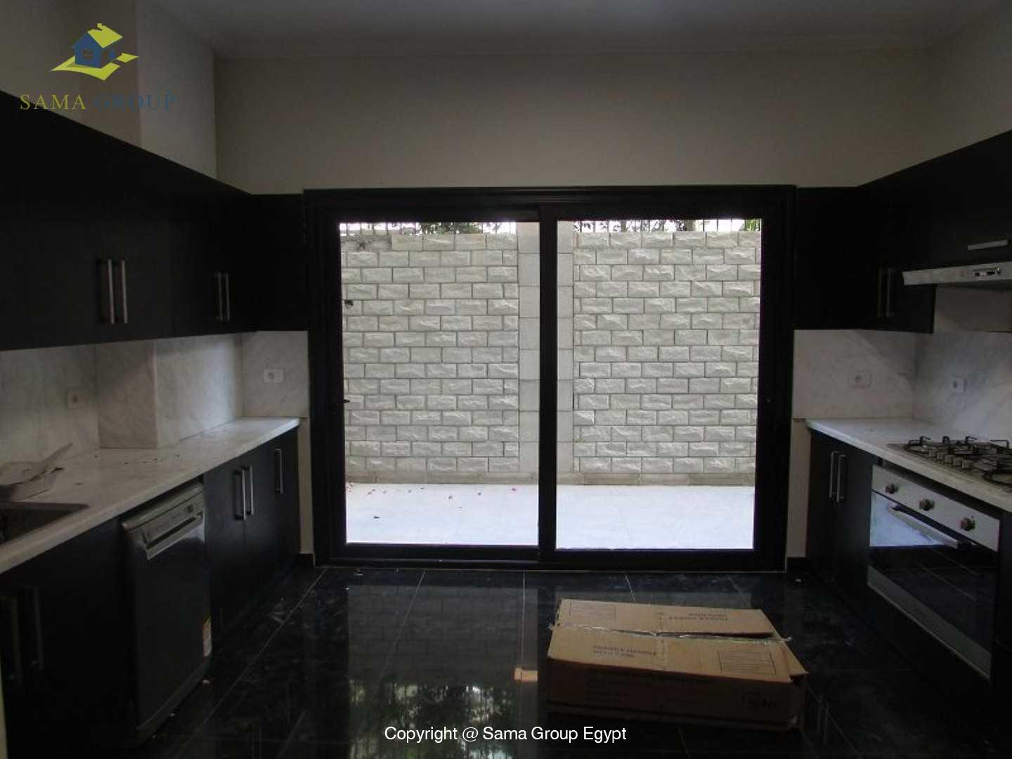 Ground Floor With Pool For Rent In Maadi Sarayat,Modern Furnished,Ground Floor NO #9