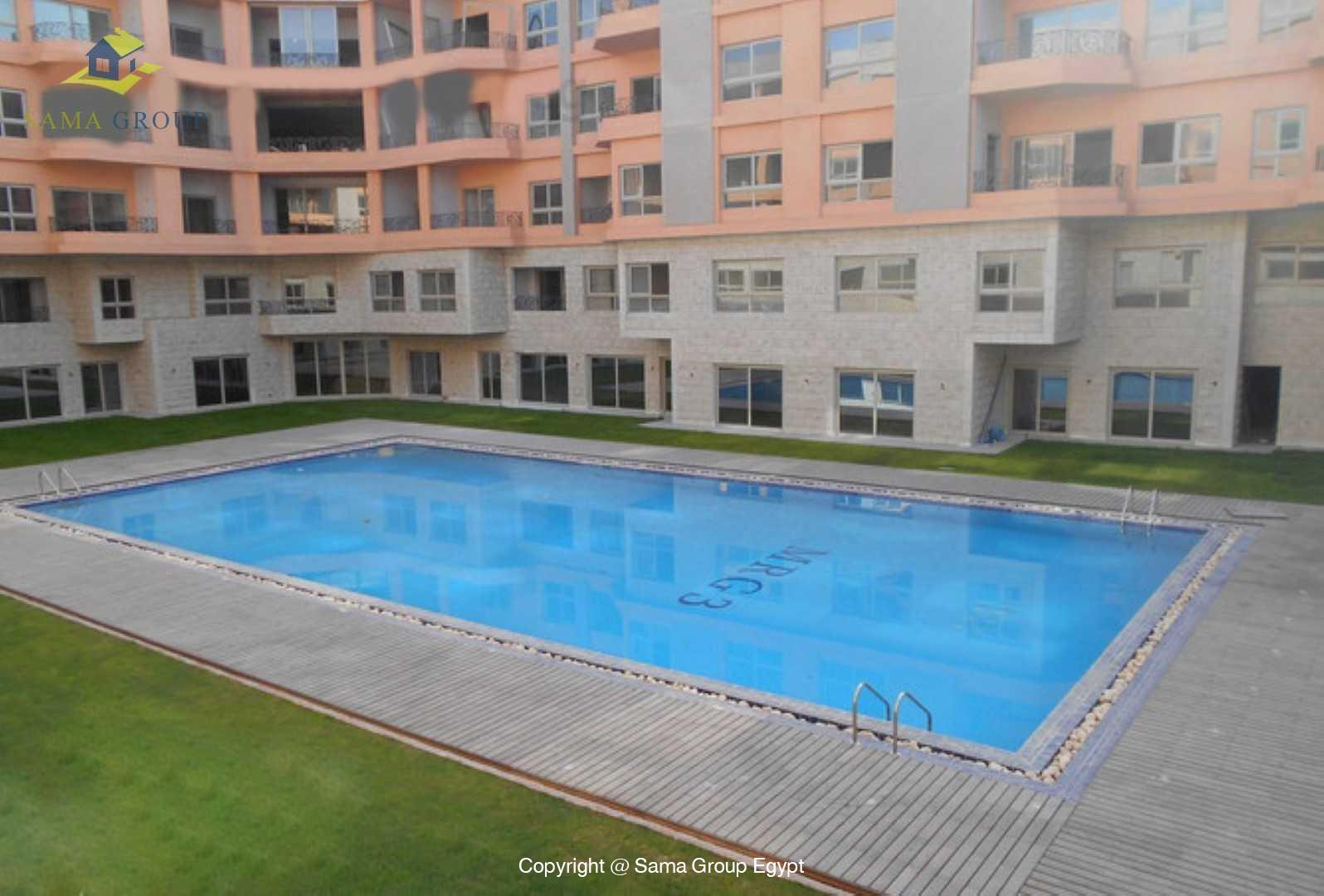 Ground Floor With Pool For Rent In Maadi Sarayat,Modern Furnished,Ground Floor NO #7