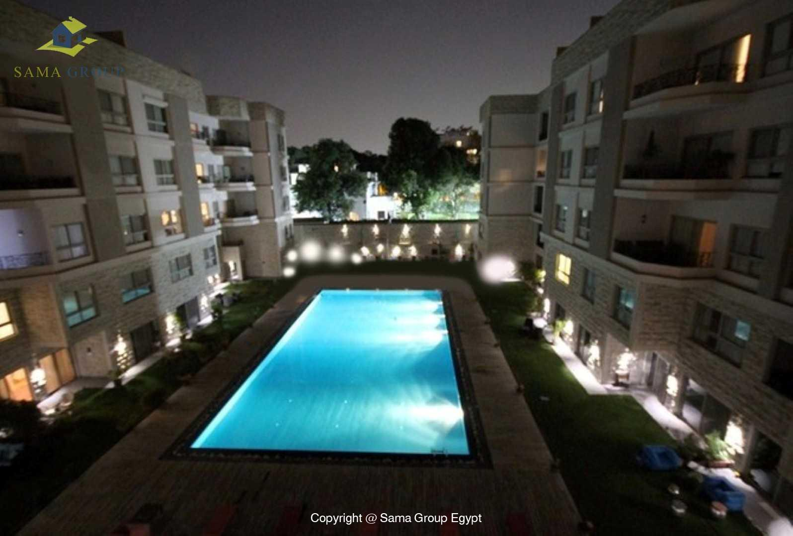 Ground Floor With Pool For Rent In Maadi Sarayat,Modern Furnished,Ground Floor NO #6
