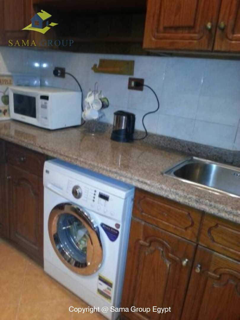 Fully Furnished Apartment For Rent In Maadi,Modern Furnished,Apartment NO #17