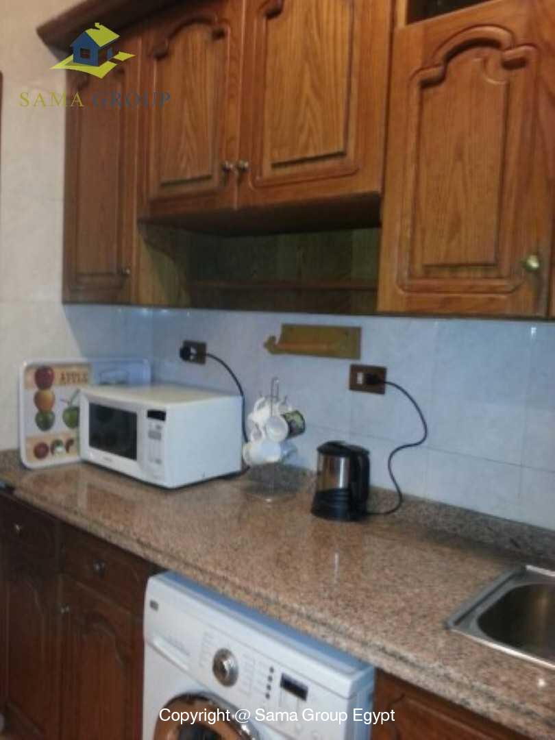 Fully Furnished Apartment For Rent In Maadi,Modern Furnished,Apartment NO #4