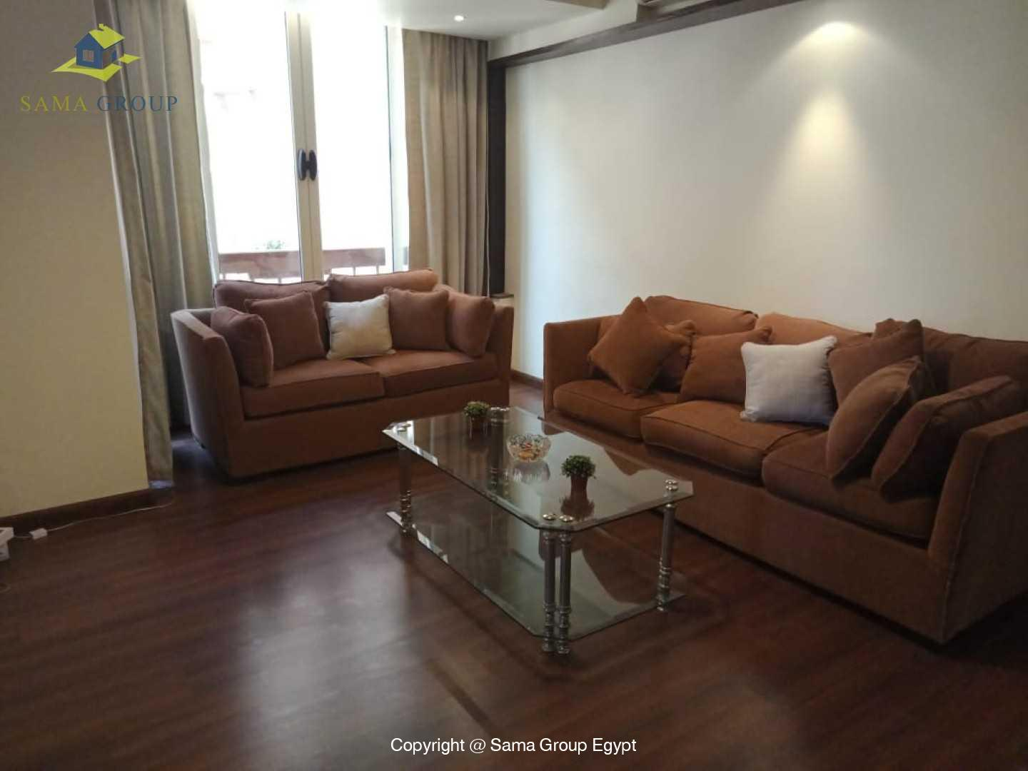 Modern Furnished Apartment For Rent In Maadi Degla