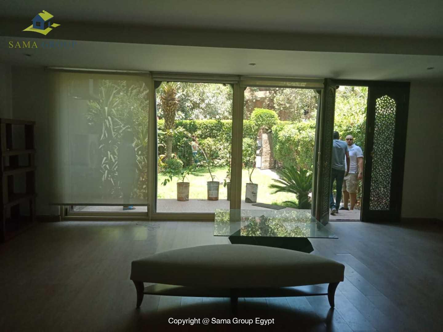 Attractive Modern Furnished Villa For Rent In Maadi,Modern Furnished,Villa NO #3