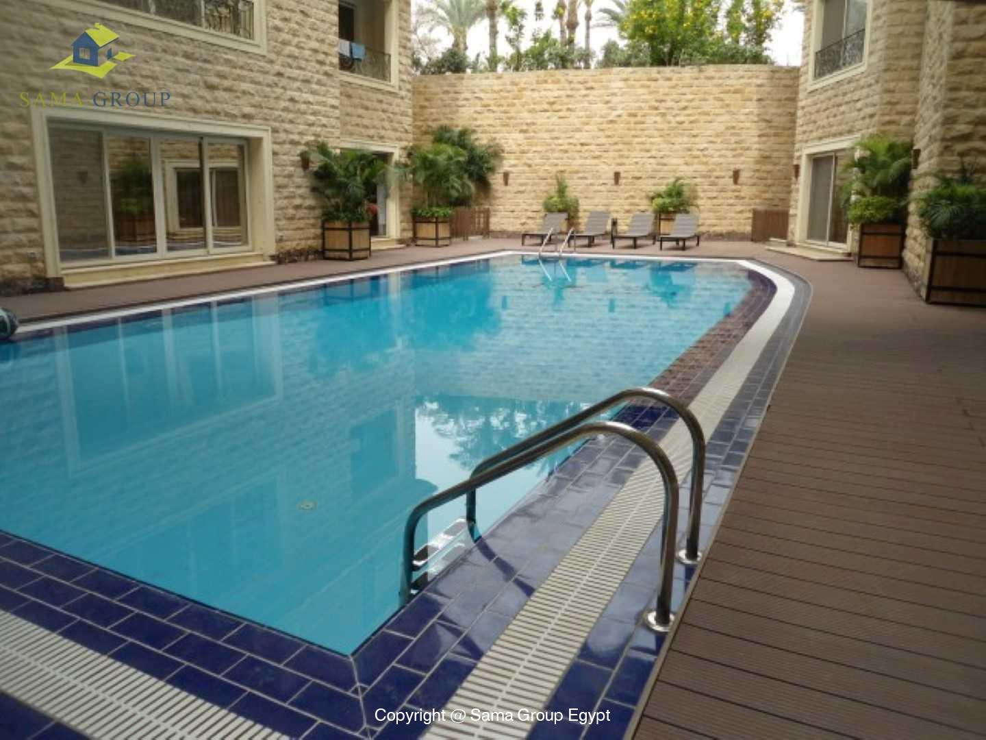 Furnished Ground Floor For Rent In Maadi Sarayat,Furnished,Ground Floor NO #1