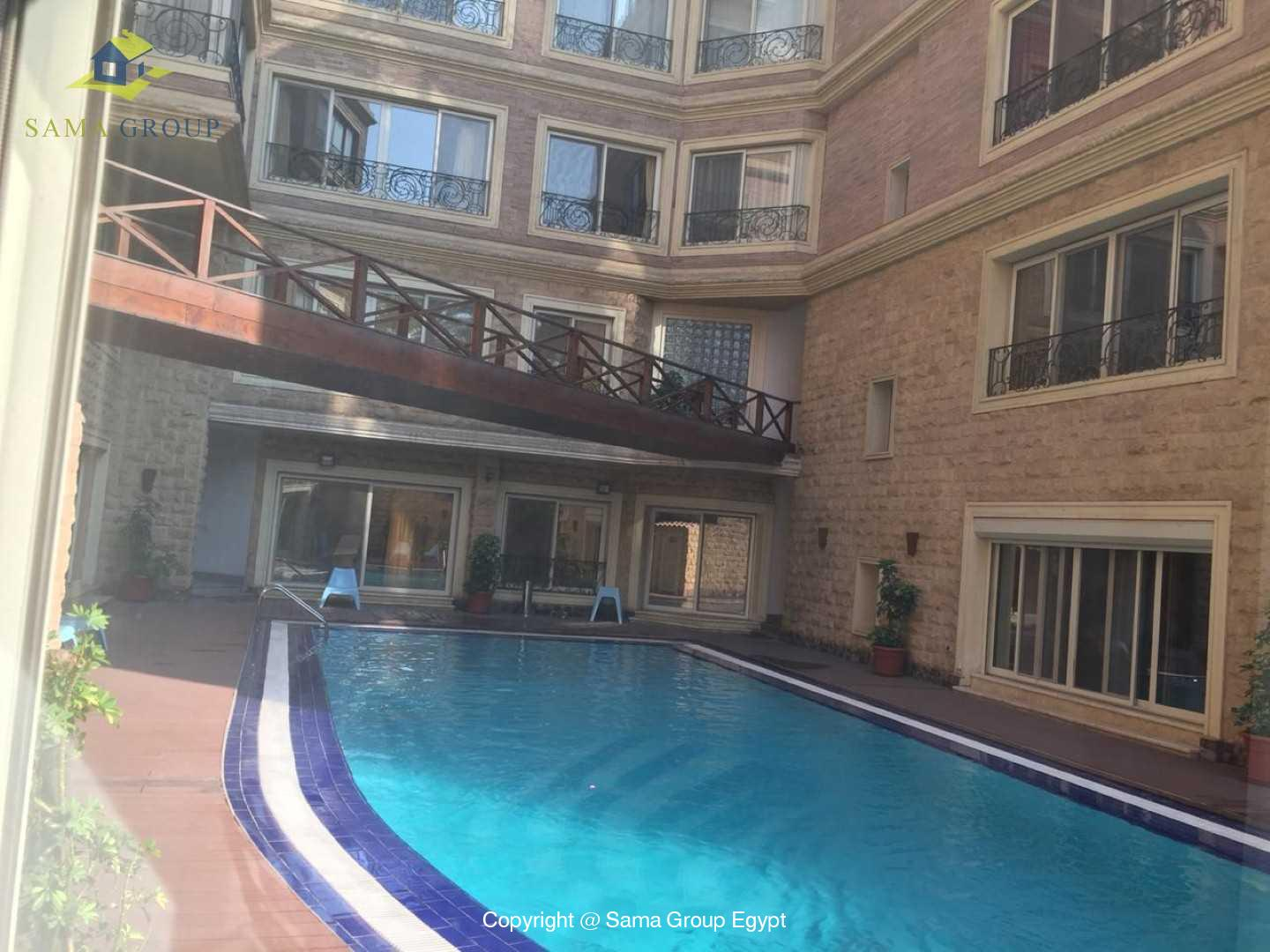 Furnished Ground Floor For Rent In Maadi Sarayat,Furnished,Ground Floor NO #13