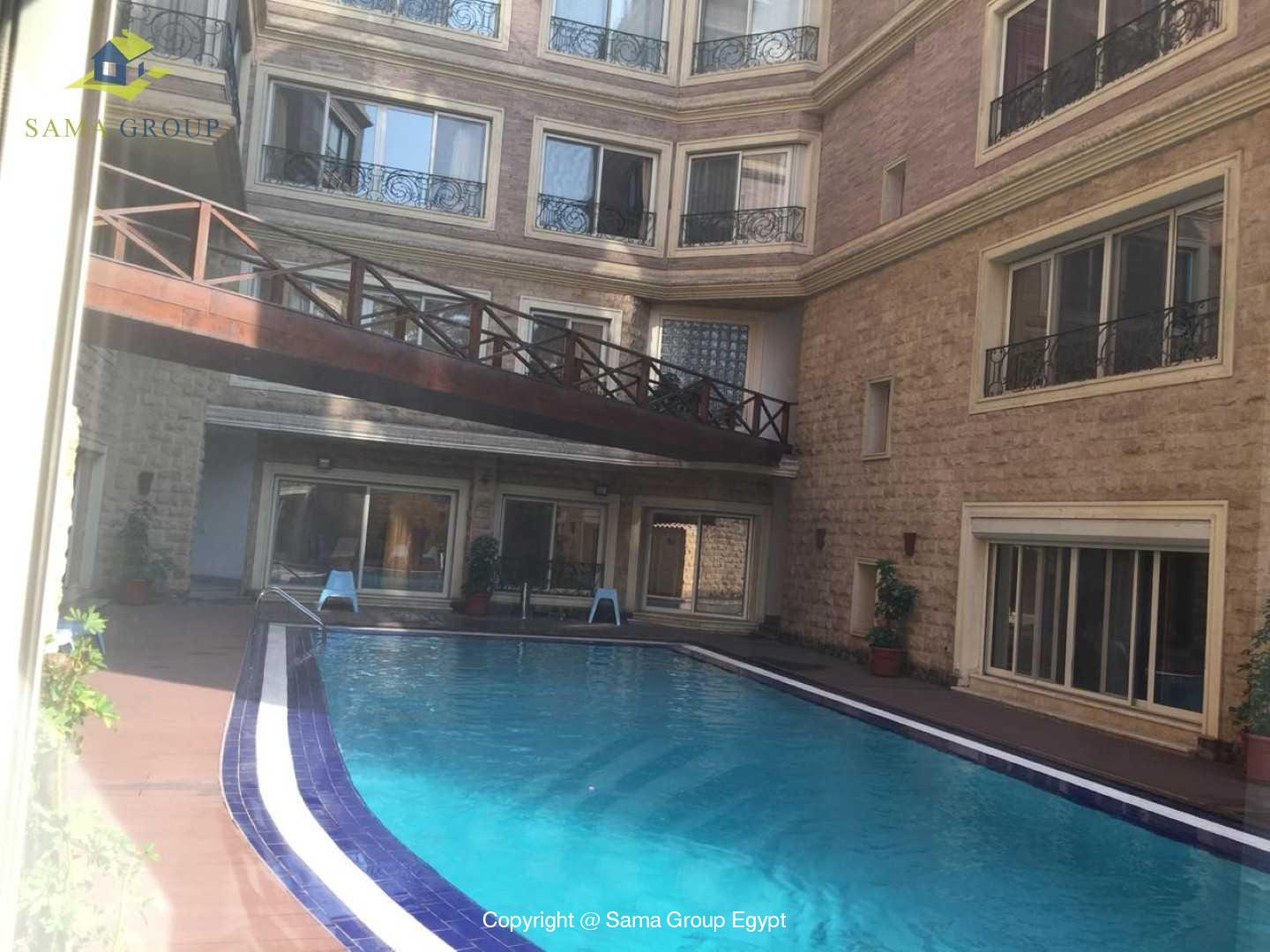 Furnished Ground Floor For Rent In Maadi Sarayat,Furnished,Ground Floor NO #4