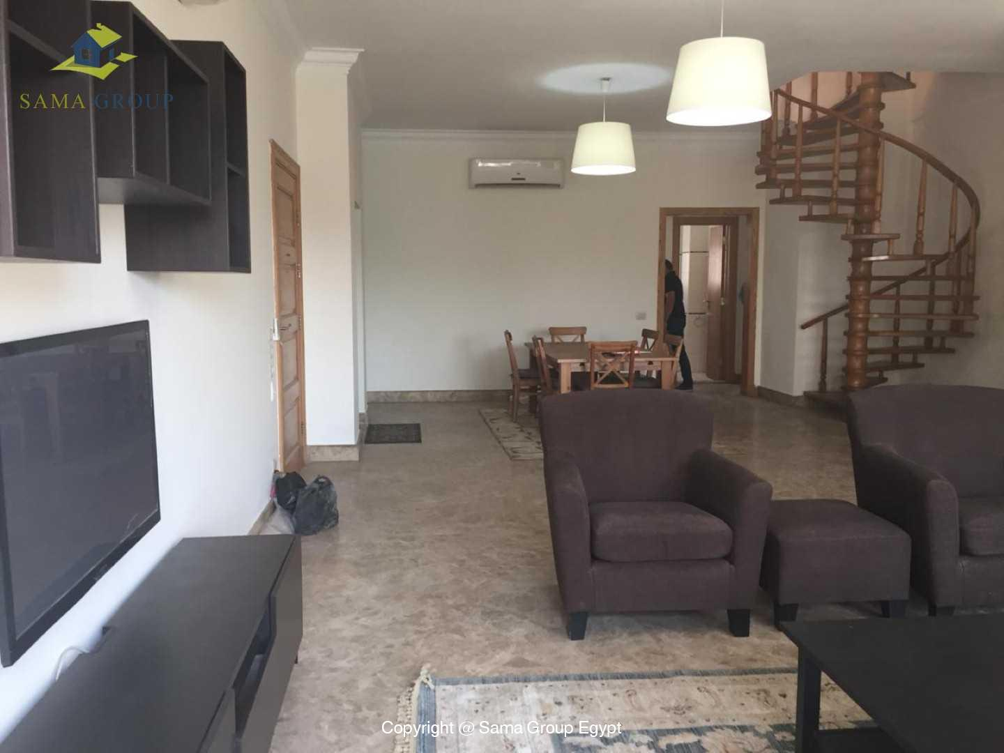 Penthouse With Pool For Rent In Maadi Sarayat,Modern Furnished,Penthouse NO #2