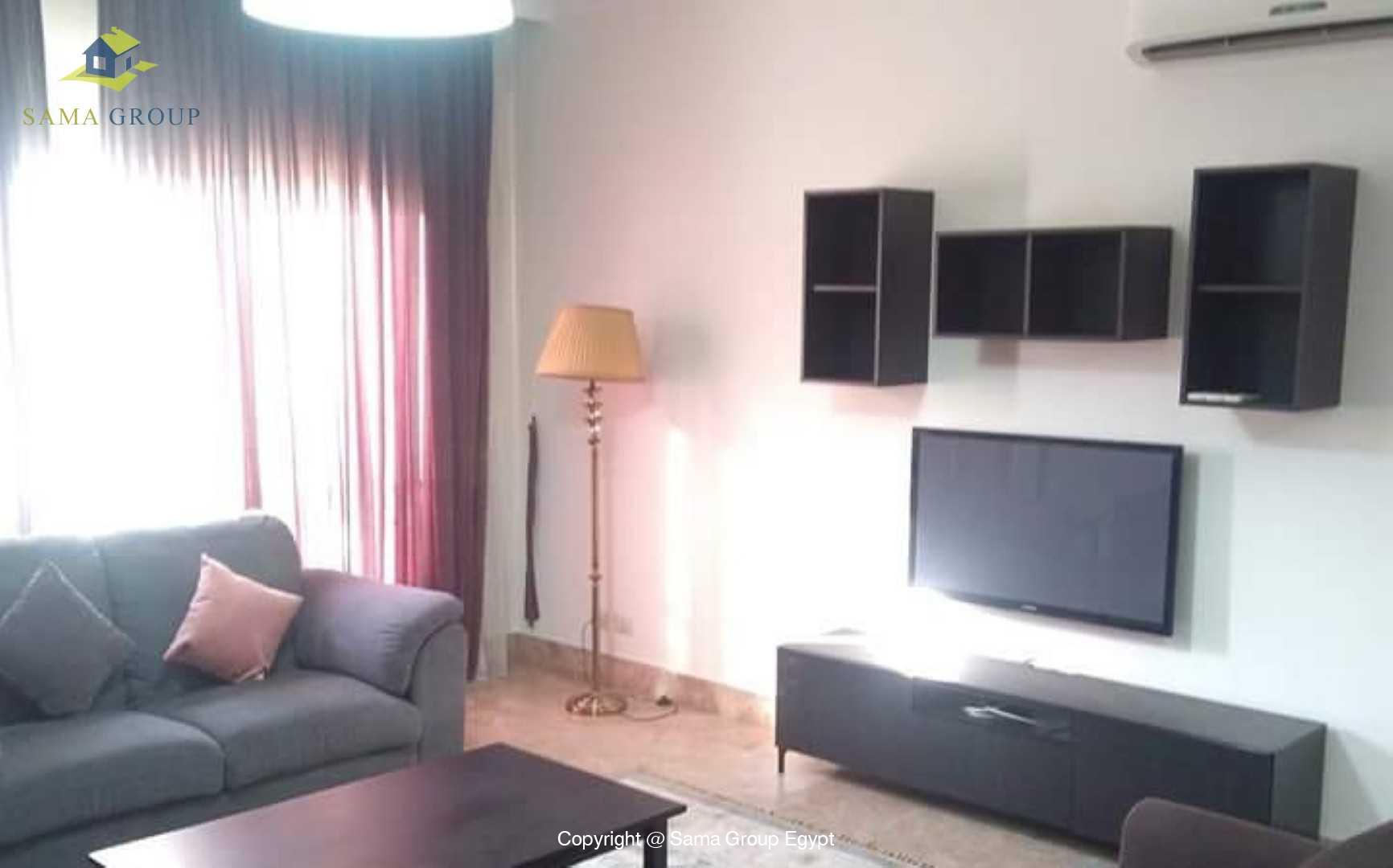 Penthouse With Pool For Rent In Maadi Sarayat,Modern Furnished,Penthouse NO #12