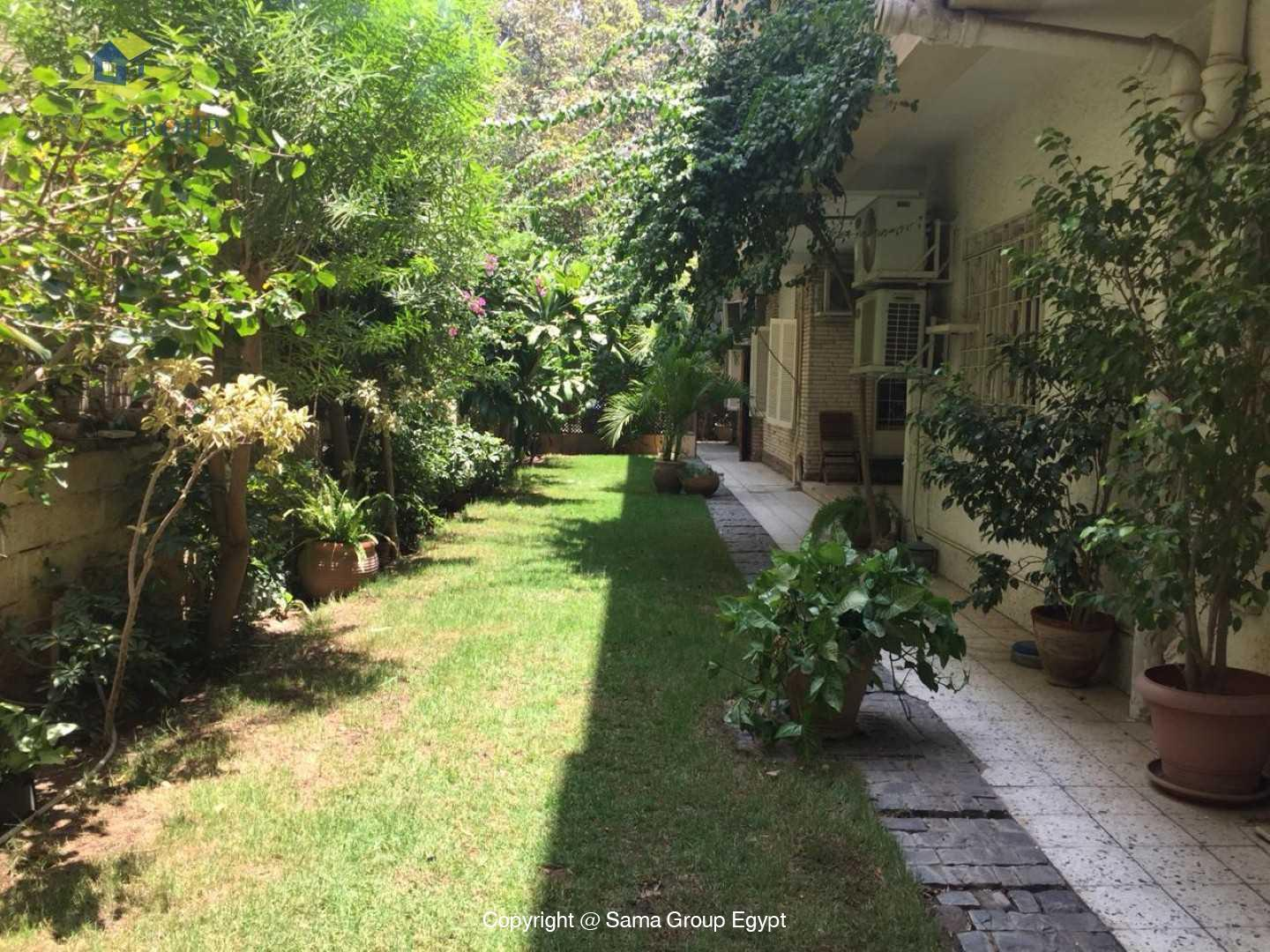 Ground Floor Apartment For Rent In Maadi,Modern Furnished,Ground Floor NO #1