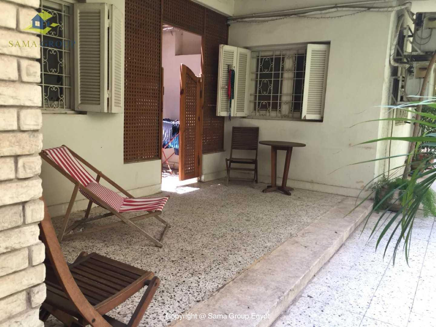 Ground Floor Apartment For Rent In Maadi,Modern Furnished,Ground Floor NO #12