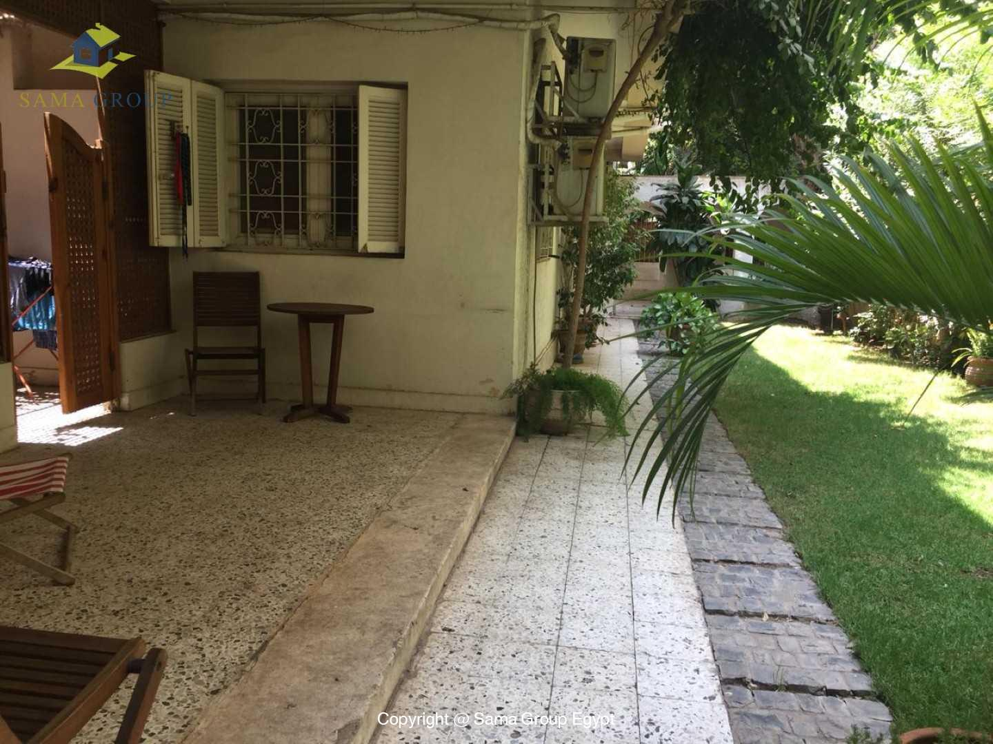 Ground Floor Apartment For Rent In Maadi,Modern Furnished,Ground Floor NO #10