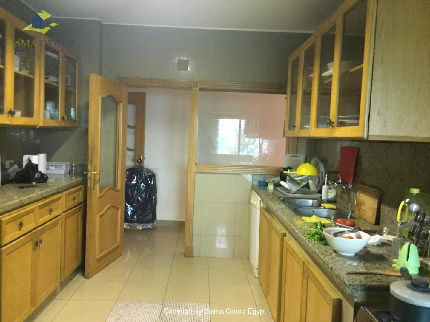 Ground Floor Apartment For Rent In Maadi,Modern Furnished,Ground Floor NO #6