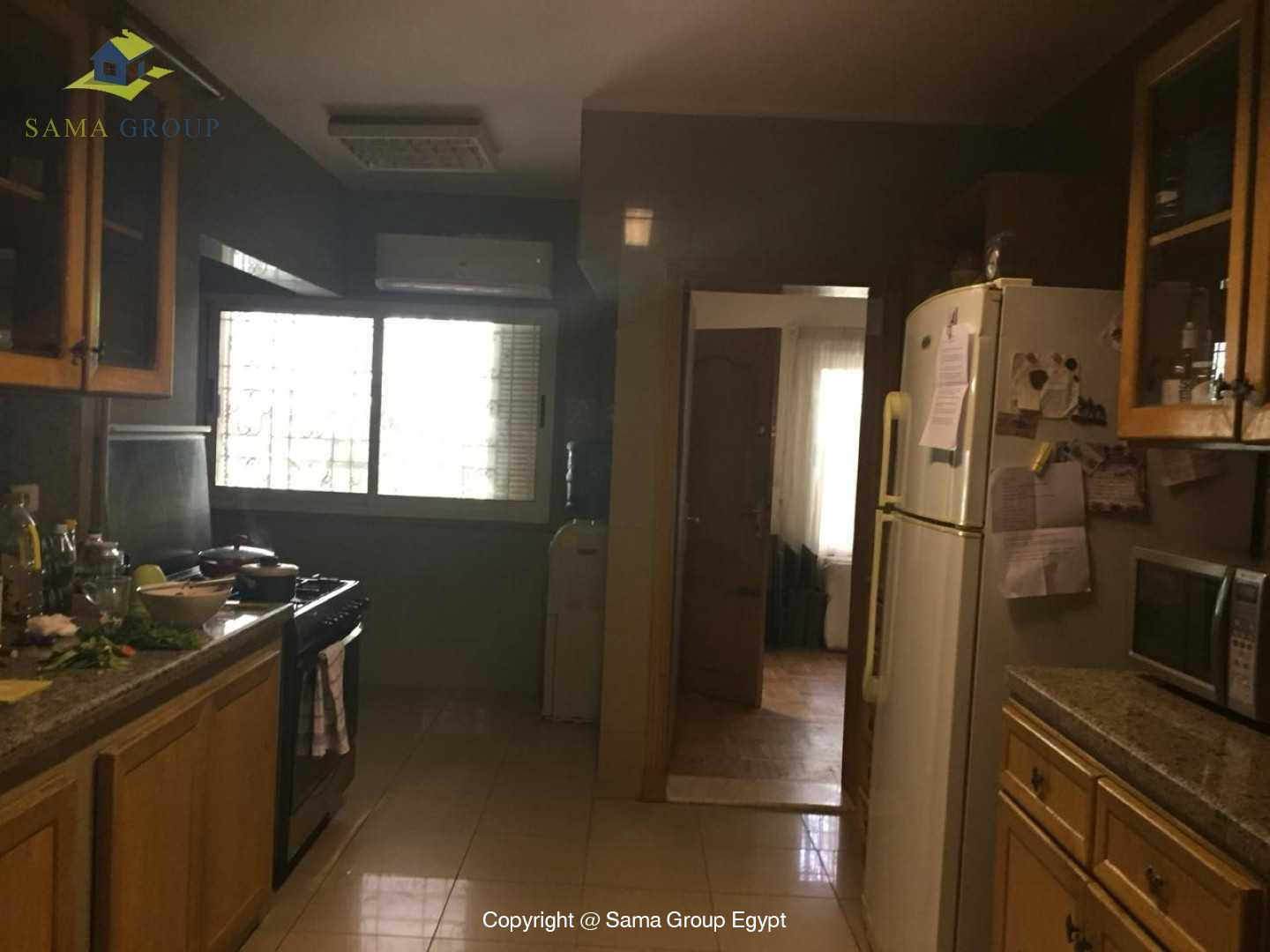 Ground Floor Apartment For Rent In Maadi,Modern Furnished,Ground Floor NO #2