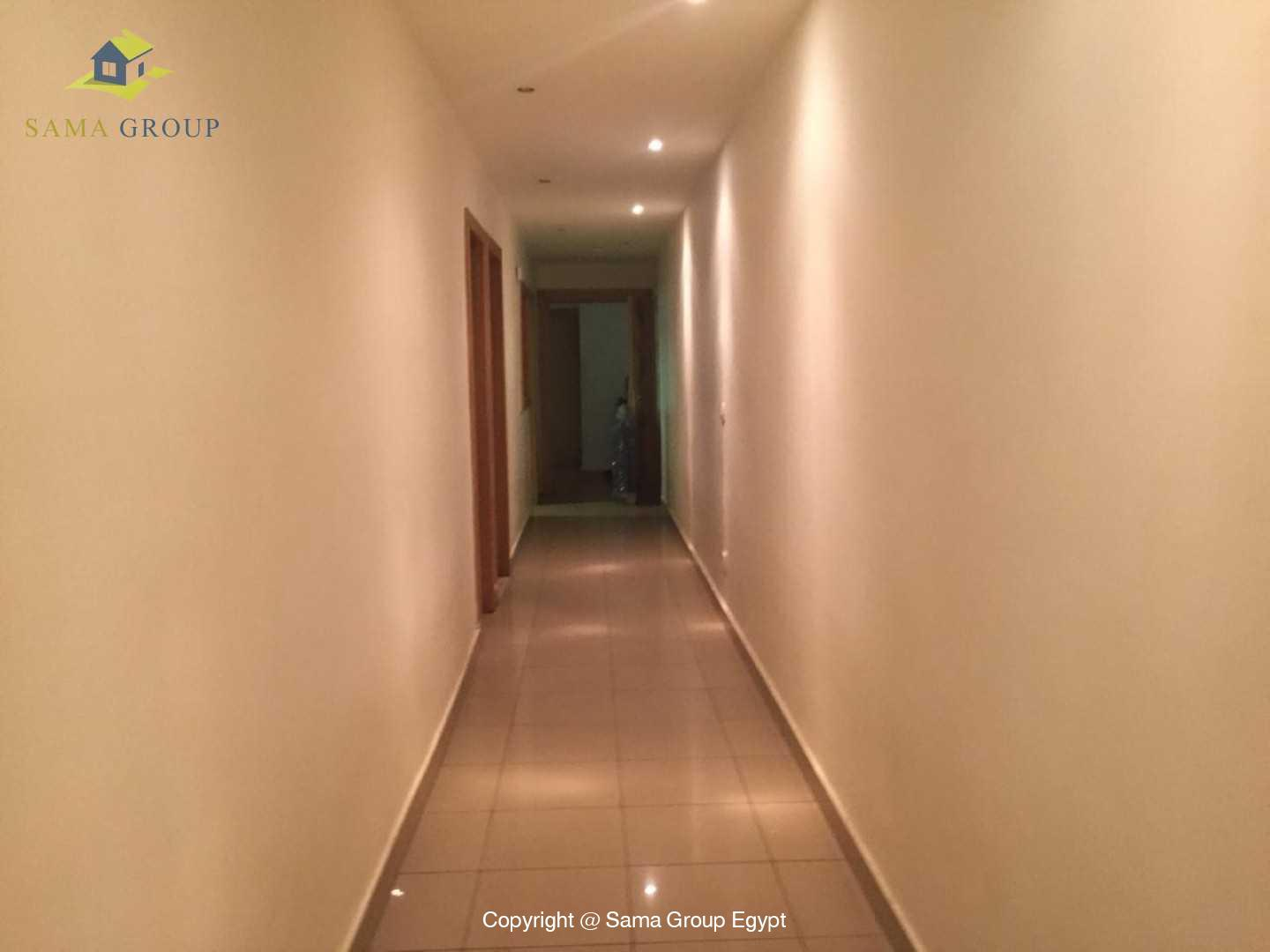 Ground Floor Apartment For Rent In Maadi,Modern Furnished,Ground Floor NO #17
