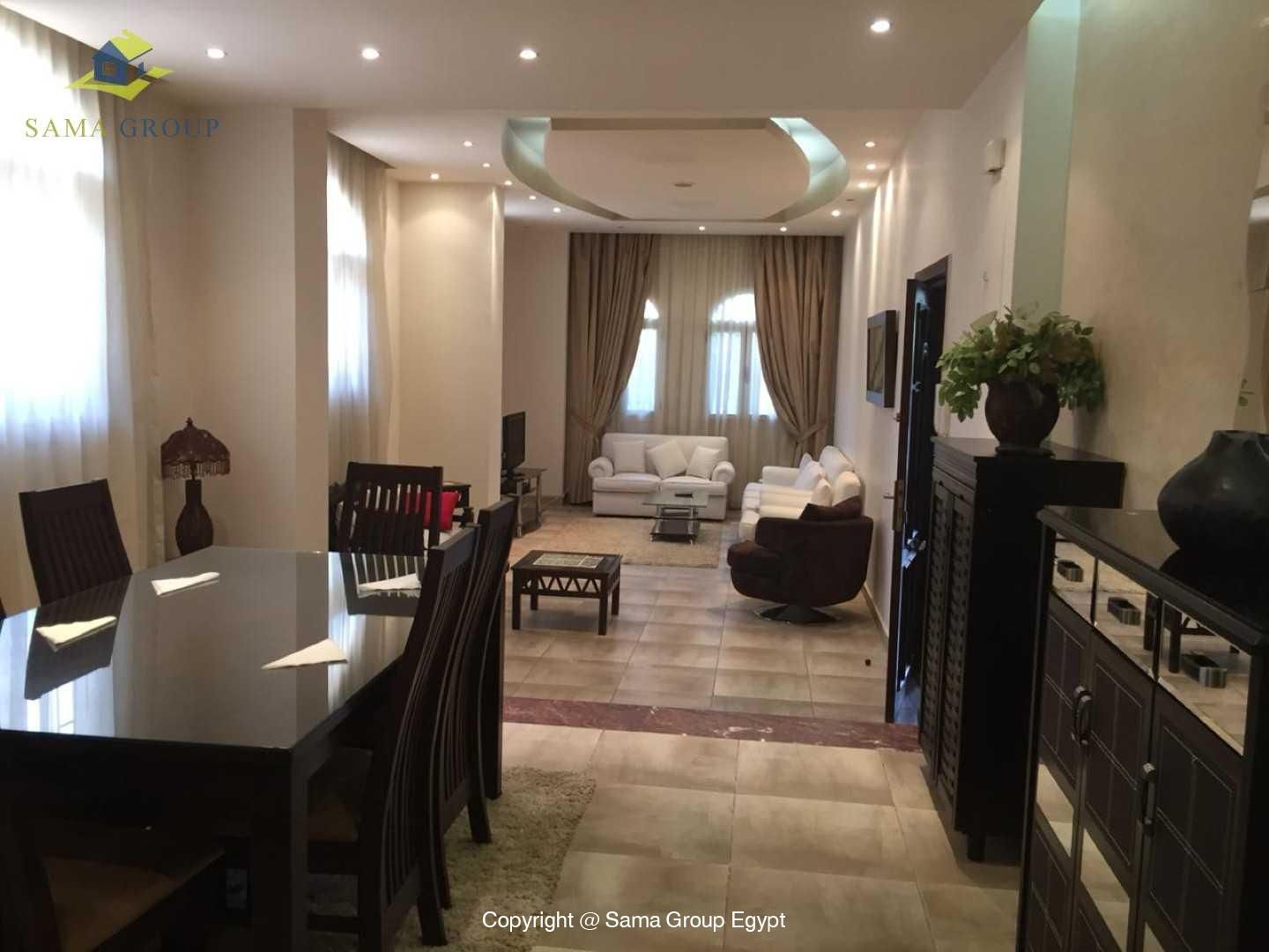 Modern Furnished Apartment For Rent In Maadi Degla,Modern Furnished,Ground Floor NO #1
