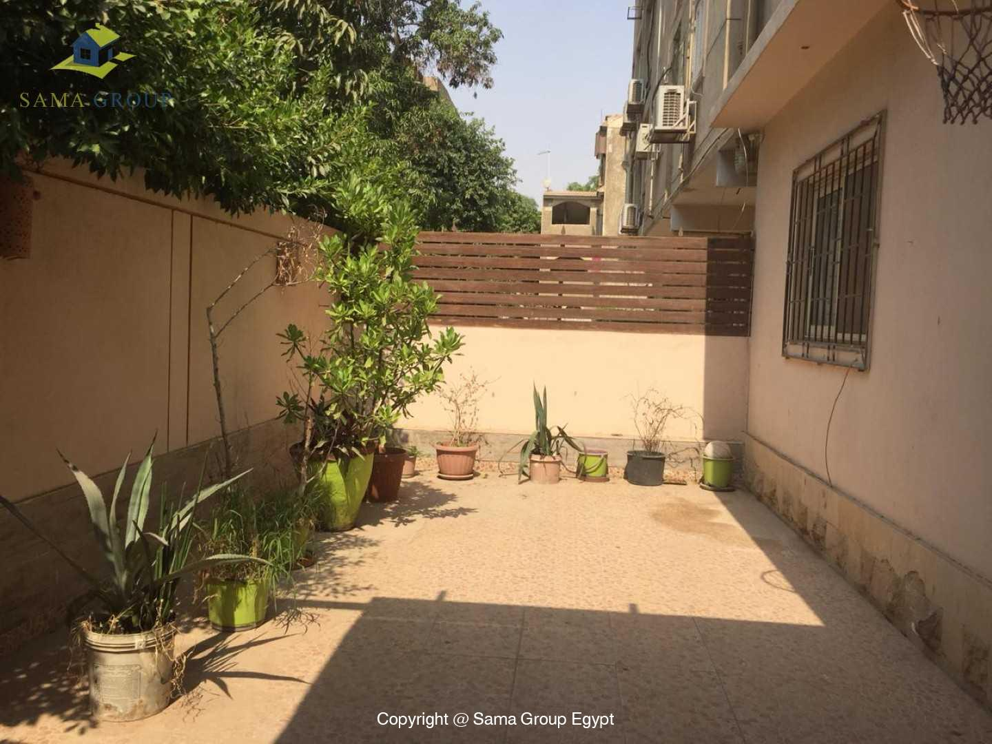 Modern Furnished Apartment For Rent In Maadi Degla,Modern Furnished,Ground Floor NO #12