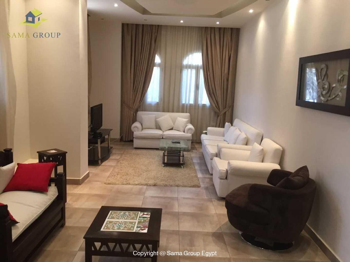 Modern Furnished Apartment For Rent In Maadi Degla,Modern Furnished,Ground Floor NO #10