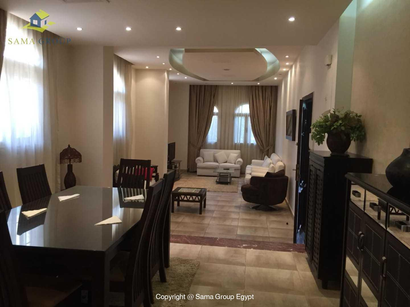 Modern Furnished Apartment For Rent In Maadi Degla,Modern Furnished,Ground Floor NO #8