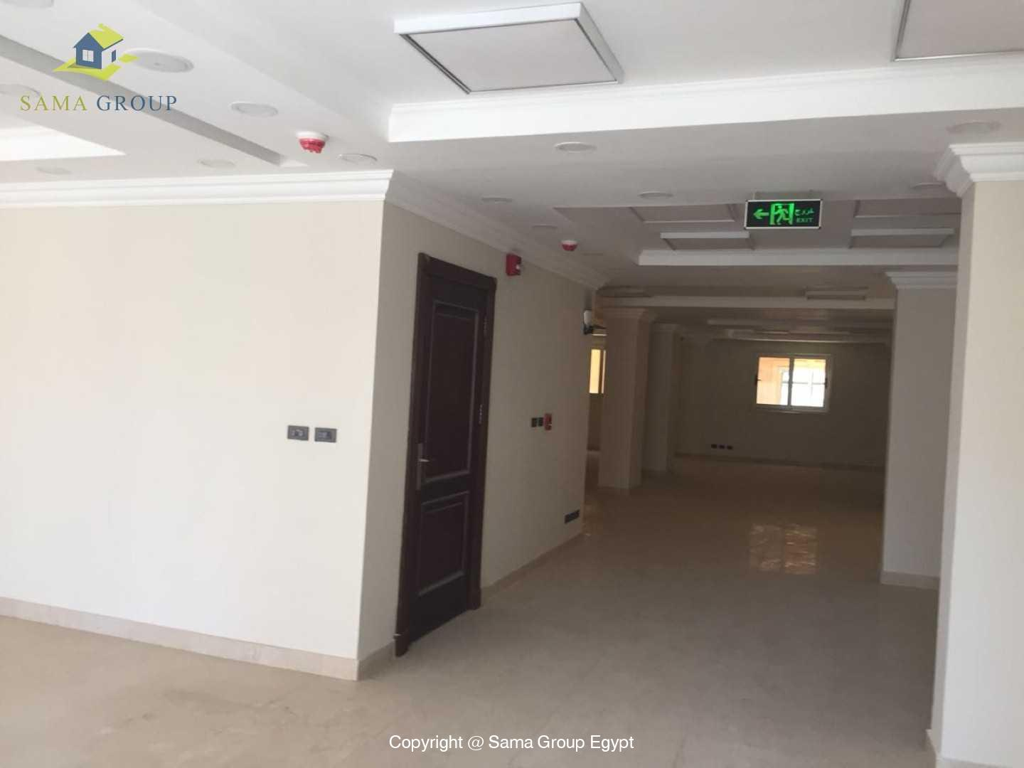 Adminstration Building For Rent In New Maadi,Semi furnished,Adminstration Building NO #16