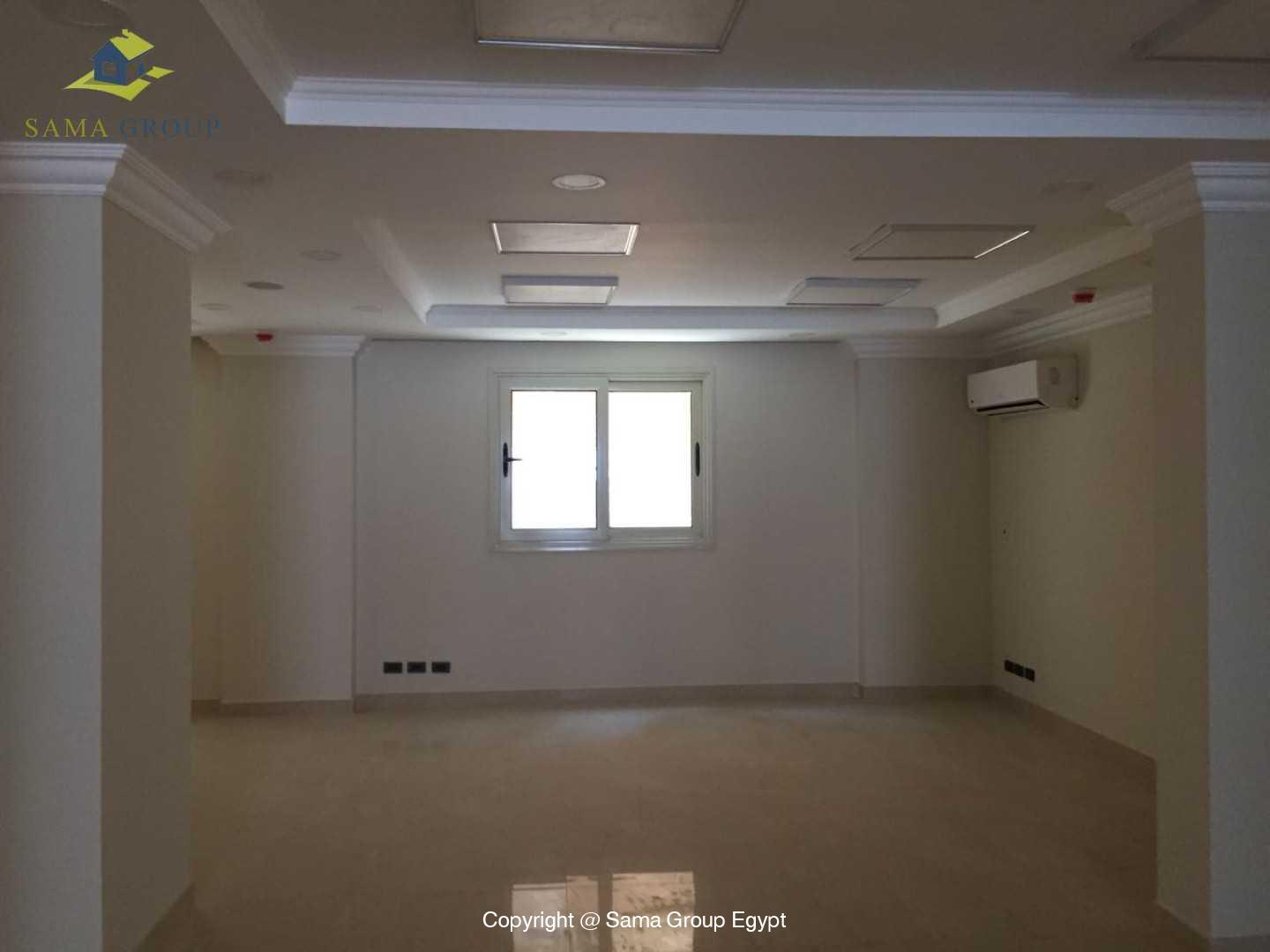 Adminstration Building For Rent In New Maadi,Semi furnished,Adminstration Building NO #15