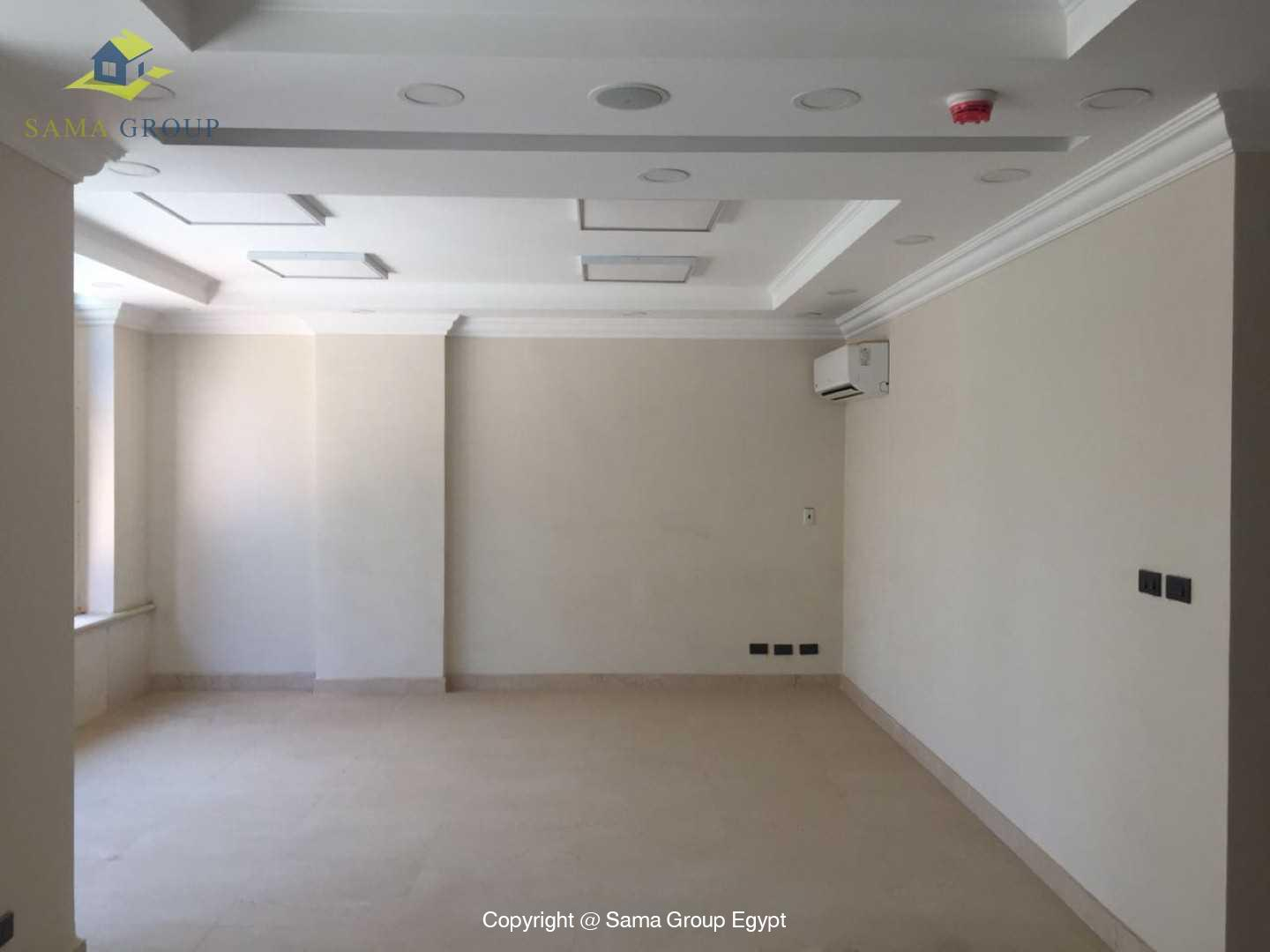 Adminstration Building For Rent In New Maadi,Semi furnished,Adminstration Building NO #13