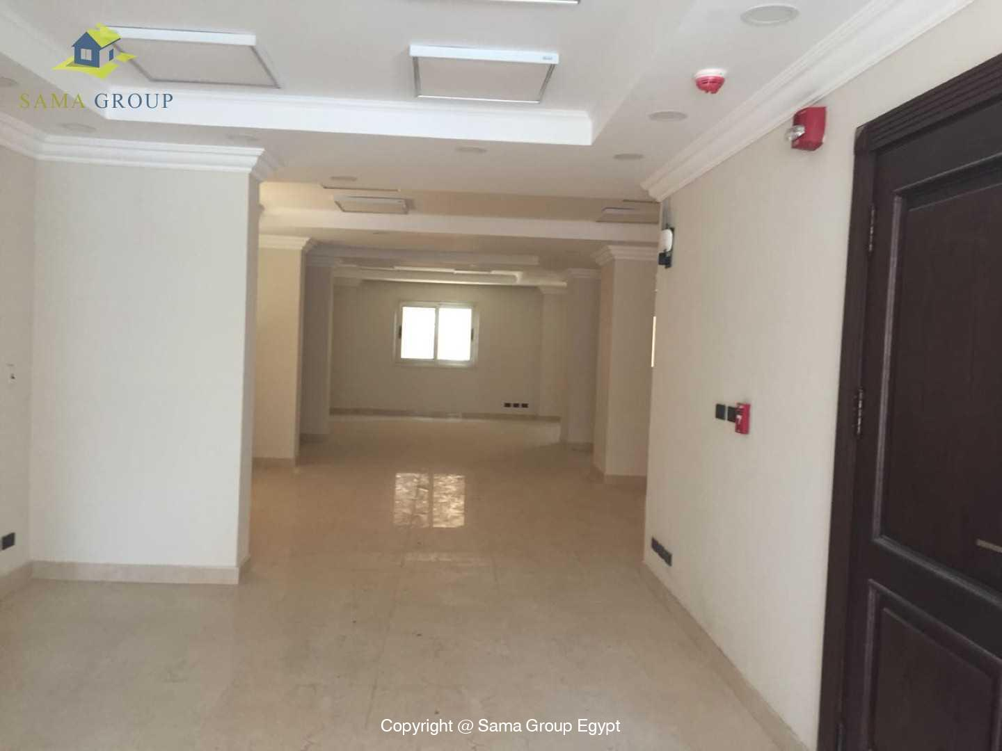 Adminstration Building For Rent In New Maadi,Semi furnished,Adminstration Building NO #12