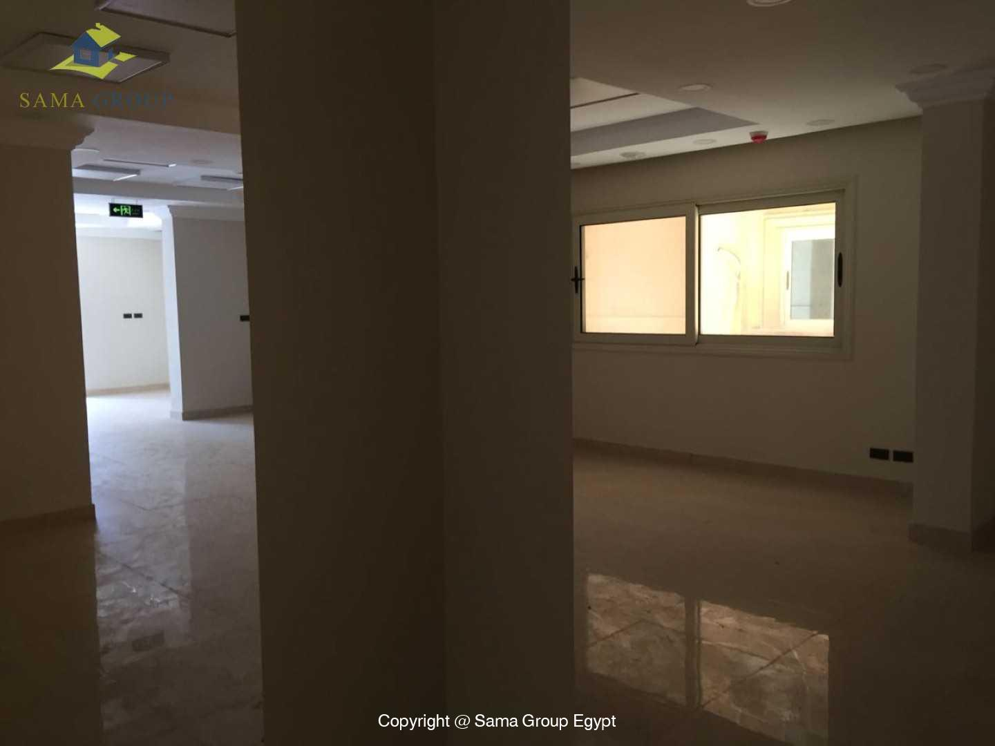 Adminstration Building For Rent In New Maadi,Semi furnished,Adminstration Building NO #11