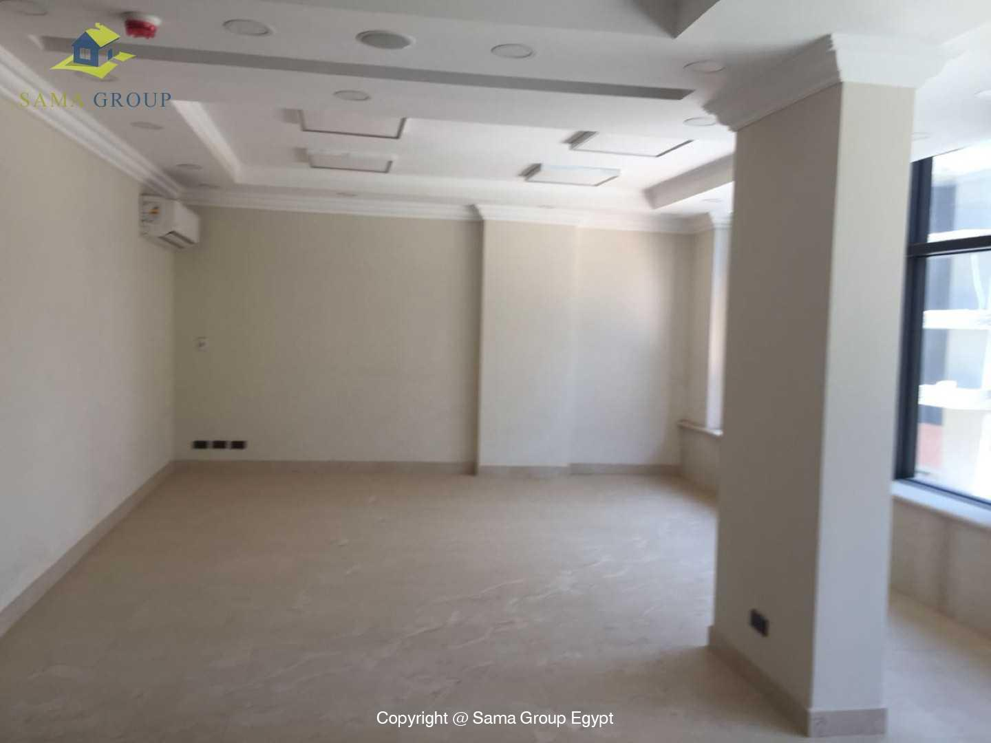 Adminstration Building For Rent In New Maadi,Semi furnished,Adminstration Building NO #10