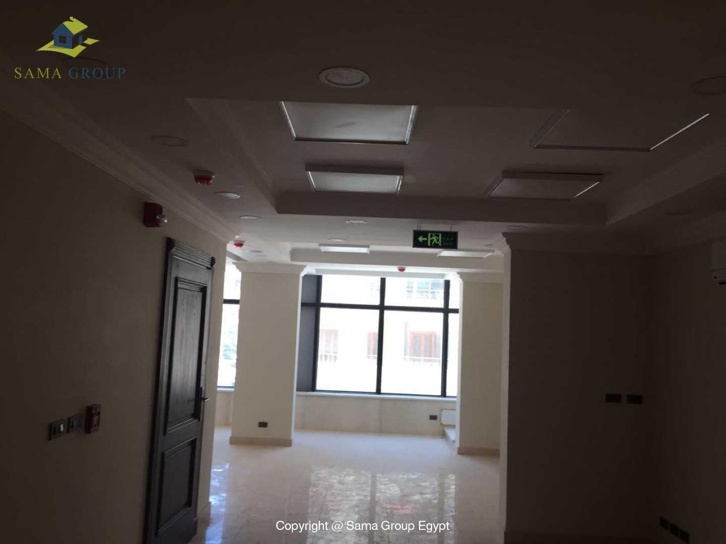 Adminstration Building For Rent In New Maadi,Semi furnished,Adminstration Building NO #9