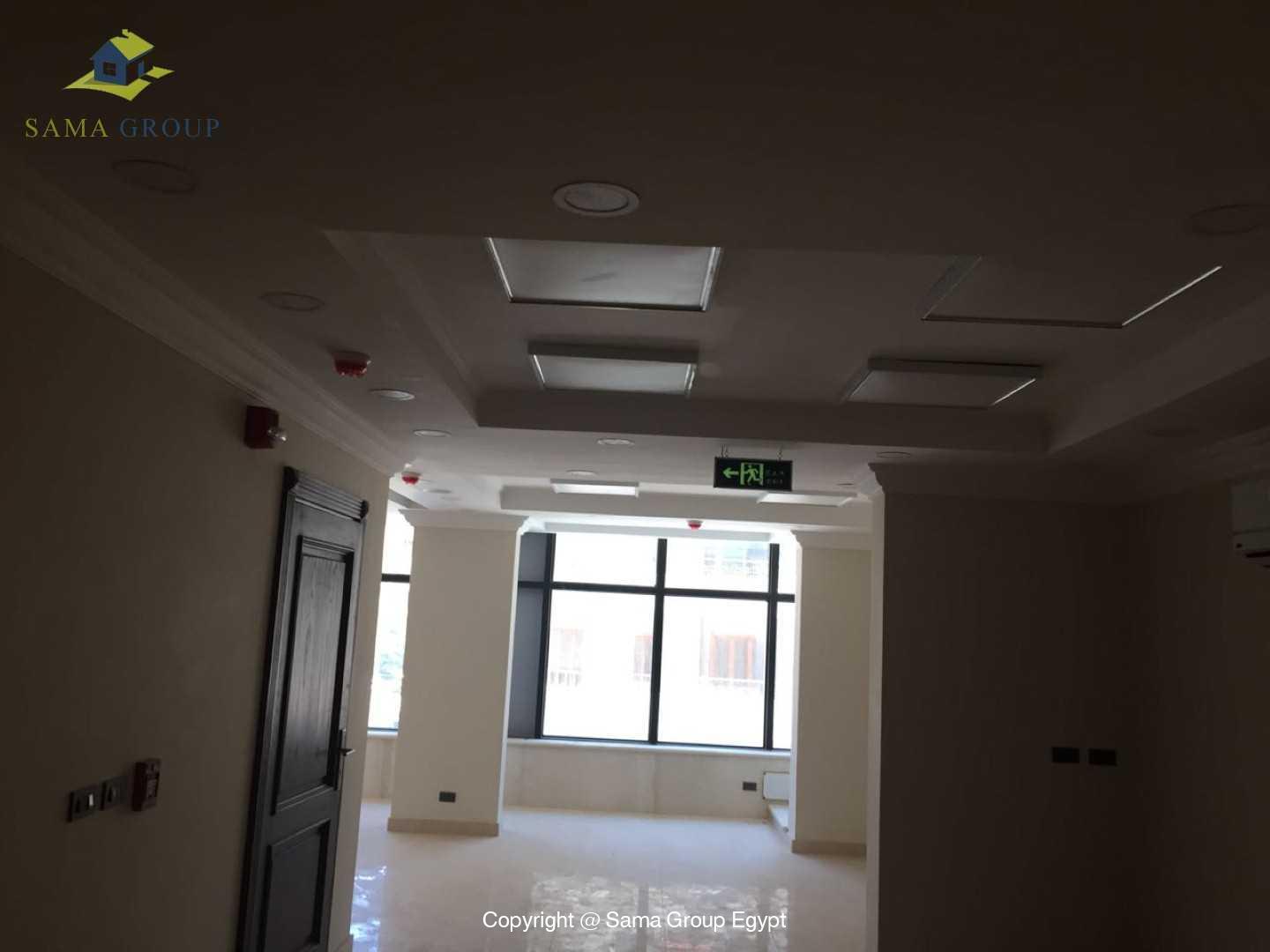 Adminstration Building For Rent In New Maadi,Semi furnished,Adminstration Building NO #8