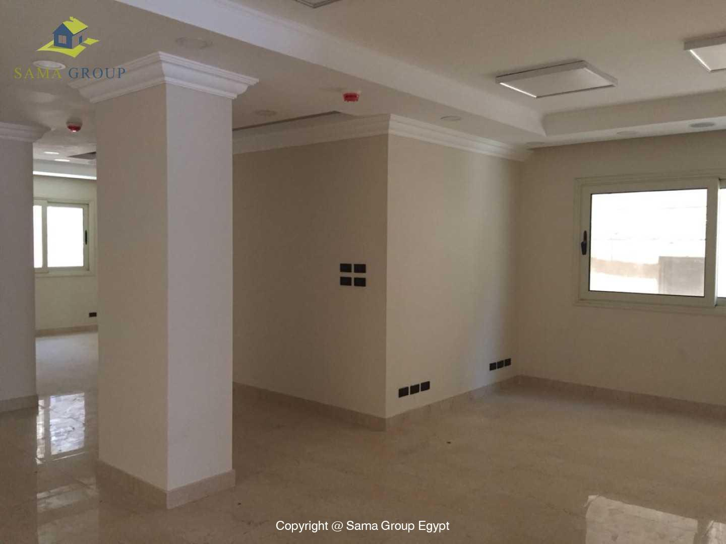 Adminstration Building For Rent In New Maadi,Semi furnished,Adminstration Building NO #7