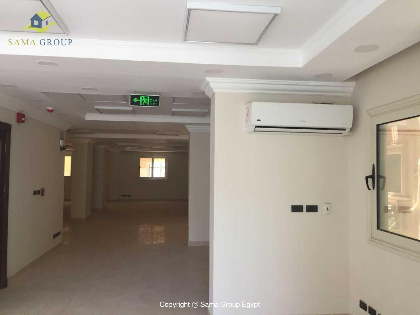 Adminstration Building For Rent In New Maadi,Semi furnished,Adminstration Building NO #5