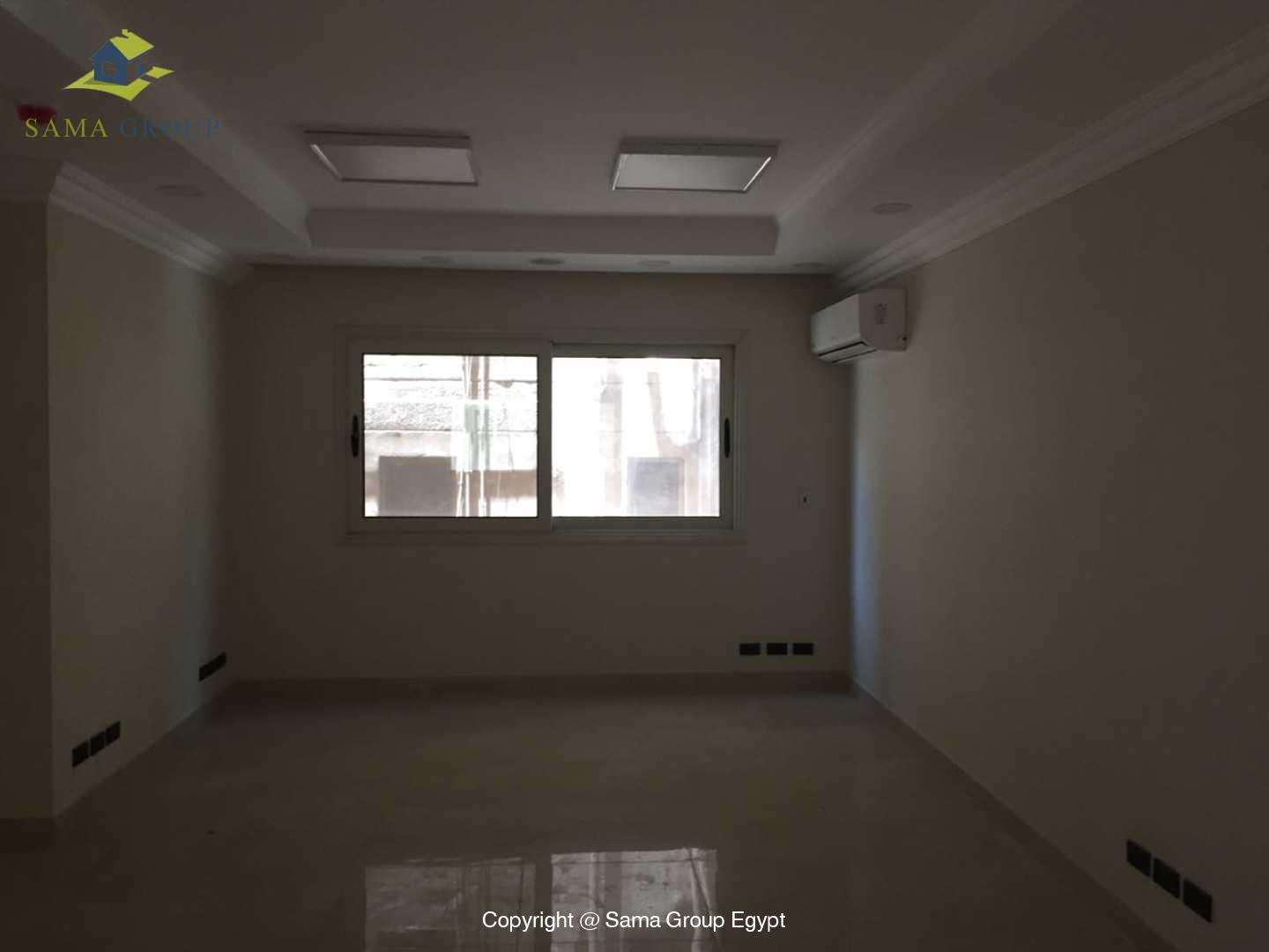 Adminstration Building For Rent In New Maadi,Semi furnished,Adminstration Building NO #4