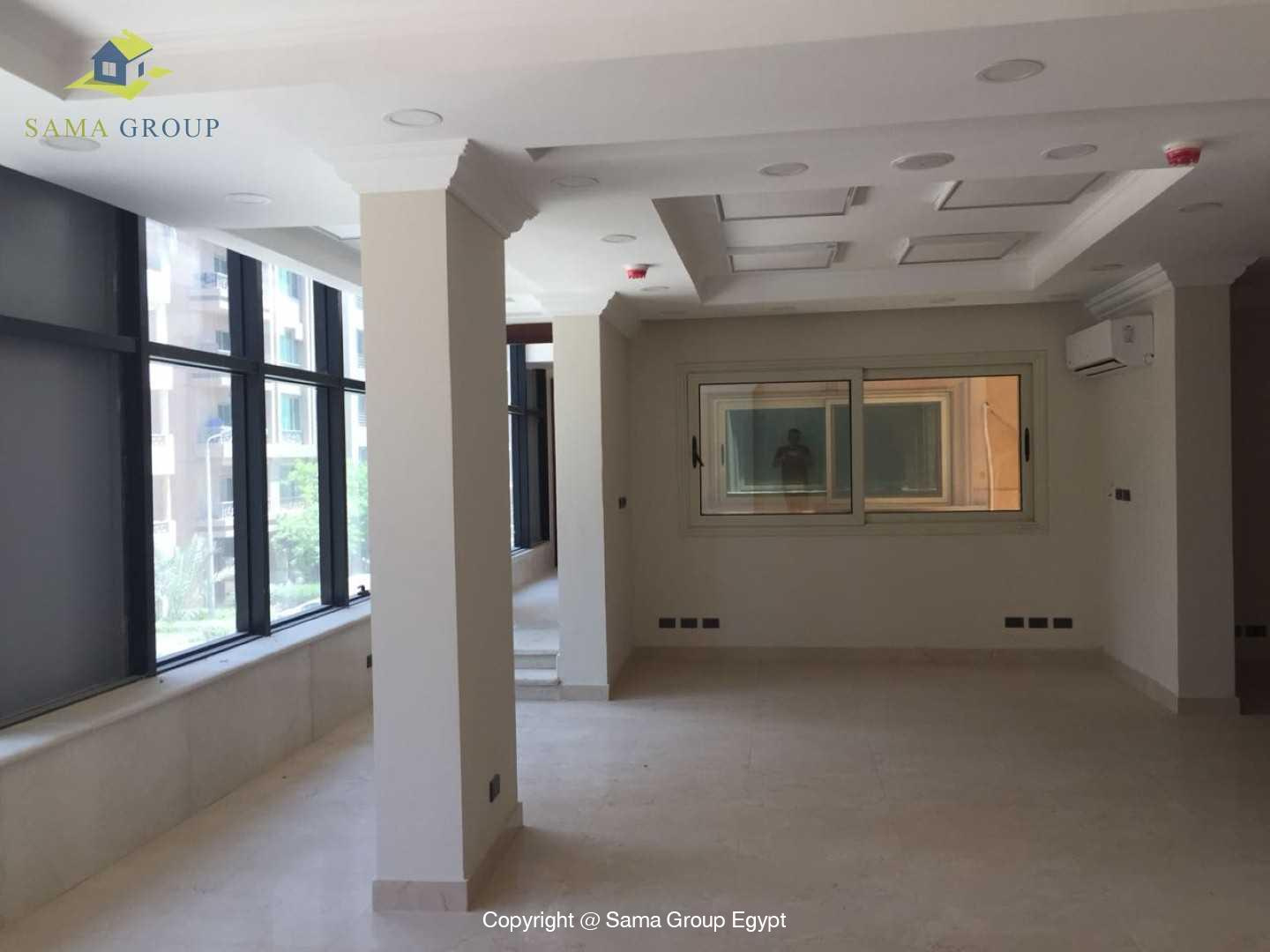 Adminstration Building For Rent In New Maadi,Semi furnished,Adminstration Building NO #3