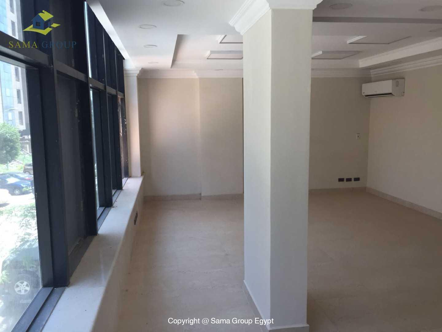Adminstration Building For Rent In New Maadi,Semi furnished,Adminstration Building NO #2