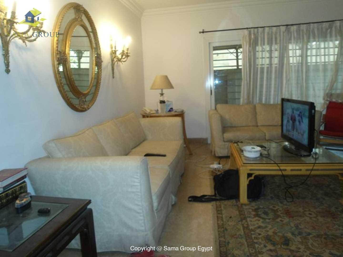 Furnished Ground Floor For Rent In Maadi,Modern Furnished,Ground Floor NO #14