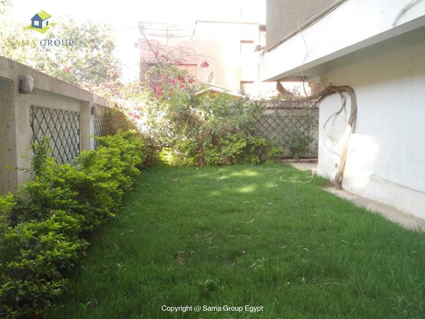 Furnished Ground Floor For Rent In Maadi,Modern Furnished,Ground Floor NO #9