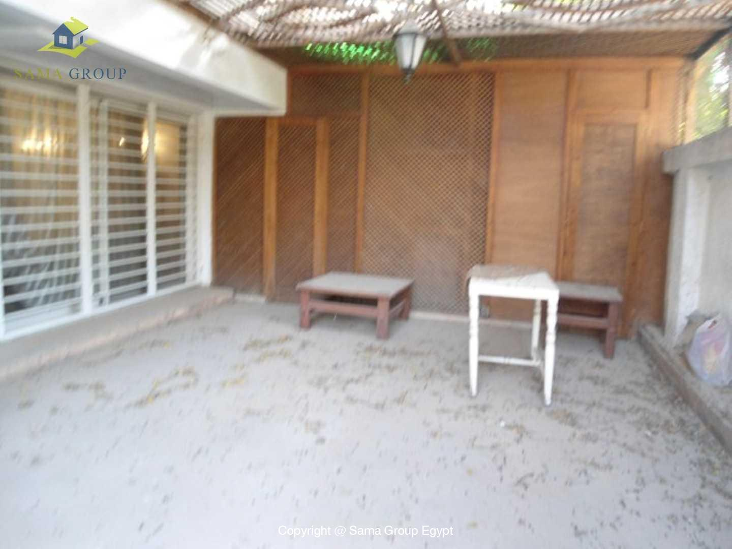 Furnished Ground Floor For Rent In Maadi,Modern Furnished,Ground Floor NO #8