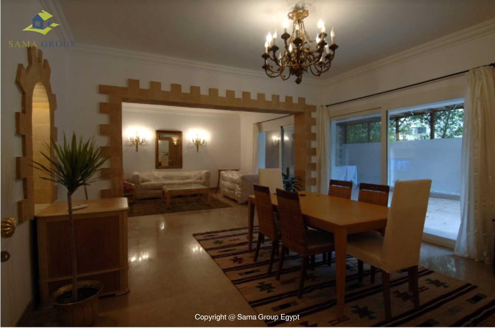 Furnished Ground Floor For Rent In Maadi,Modern Furnished,Ground Floor NO #5