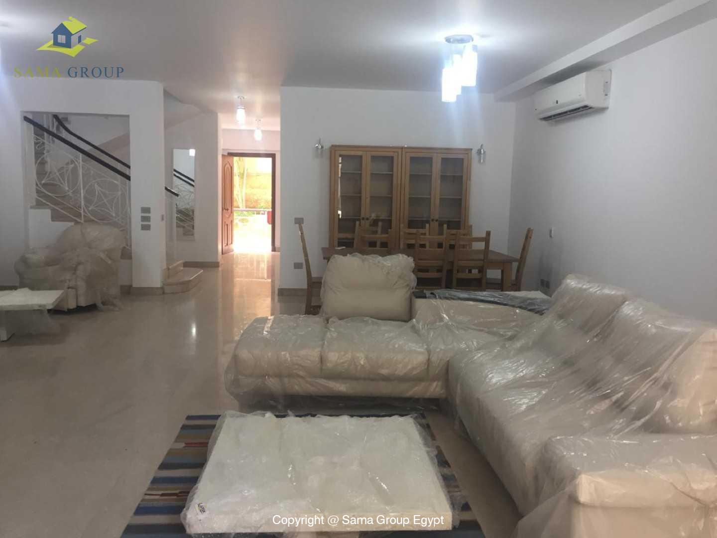 Brand New Ground Floor For Rent In Maadi Sarayat,Modern Furnished,Ground Floor NO #17