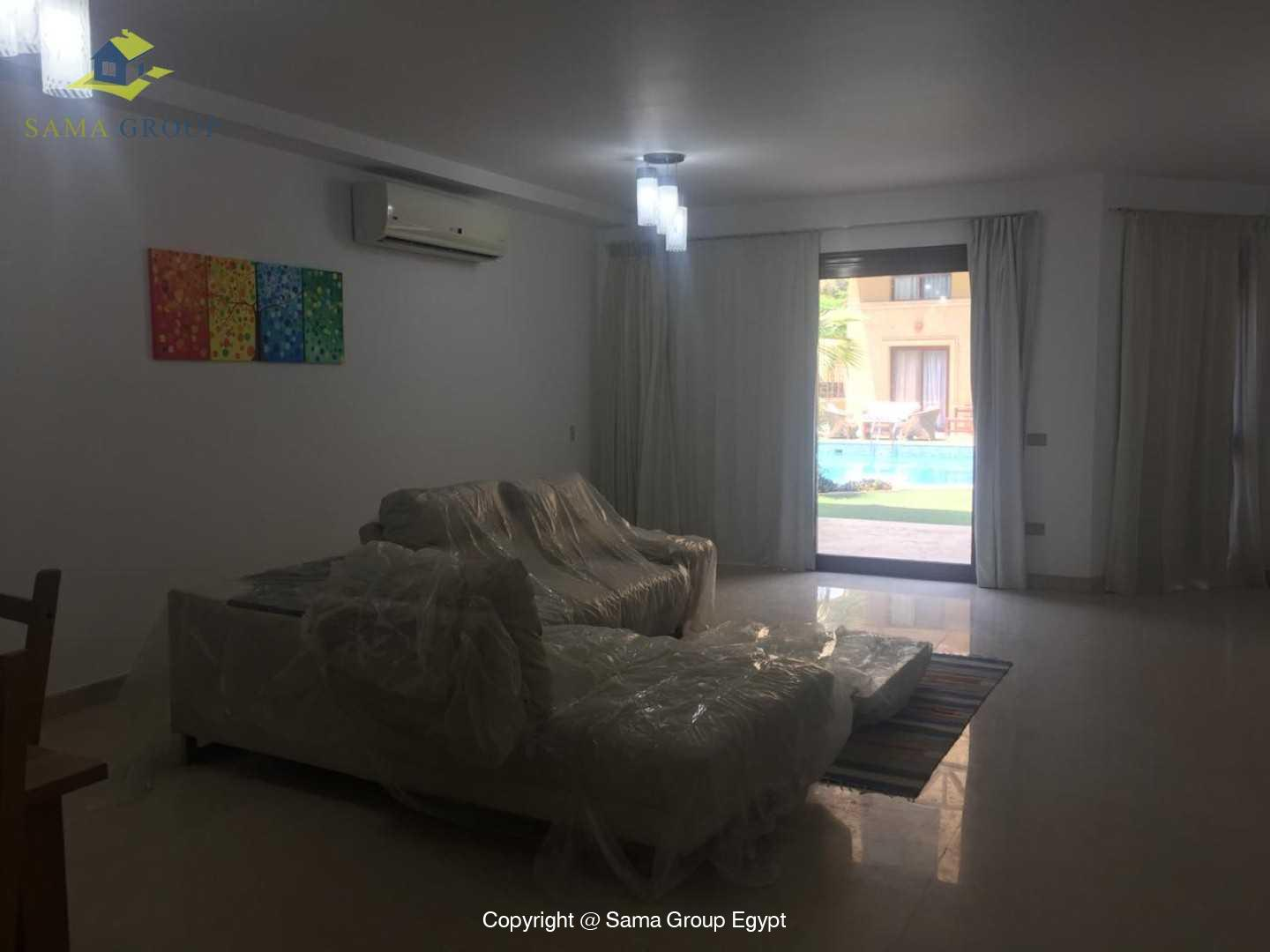 Brand New Ground Floor For Rent In Maadi Sarayat,Modern Furnished,Ground Floor NO #18