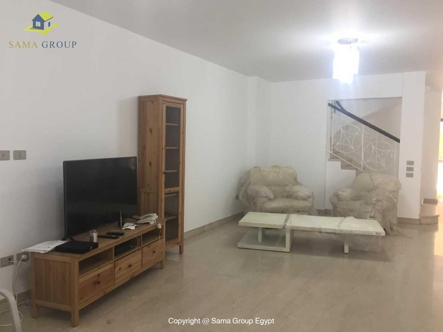 Brand New Ground Floor For Rent In Maadi Sarayat,Modern Furnished,Ground Floor NO #20