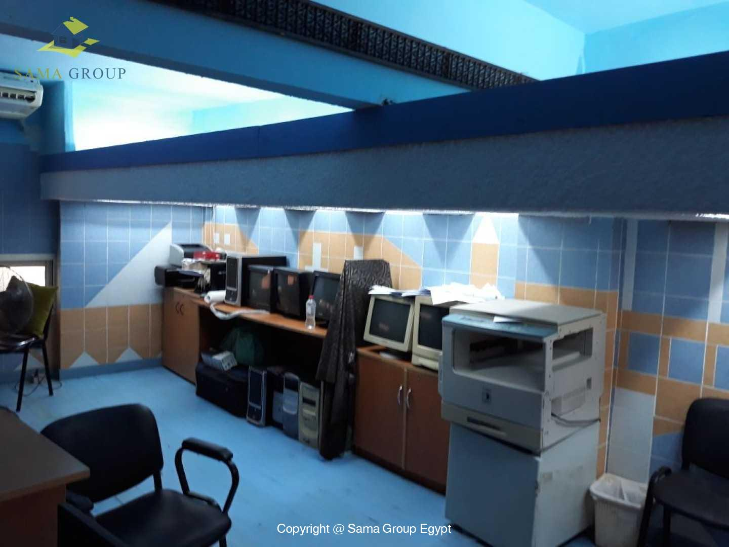 Office Furnished For Rent In Maadi Sarayat,Modern Furnished,Offices NO #9