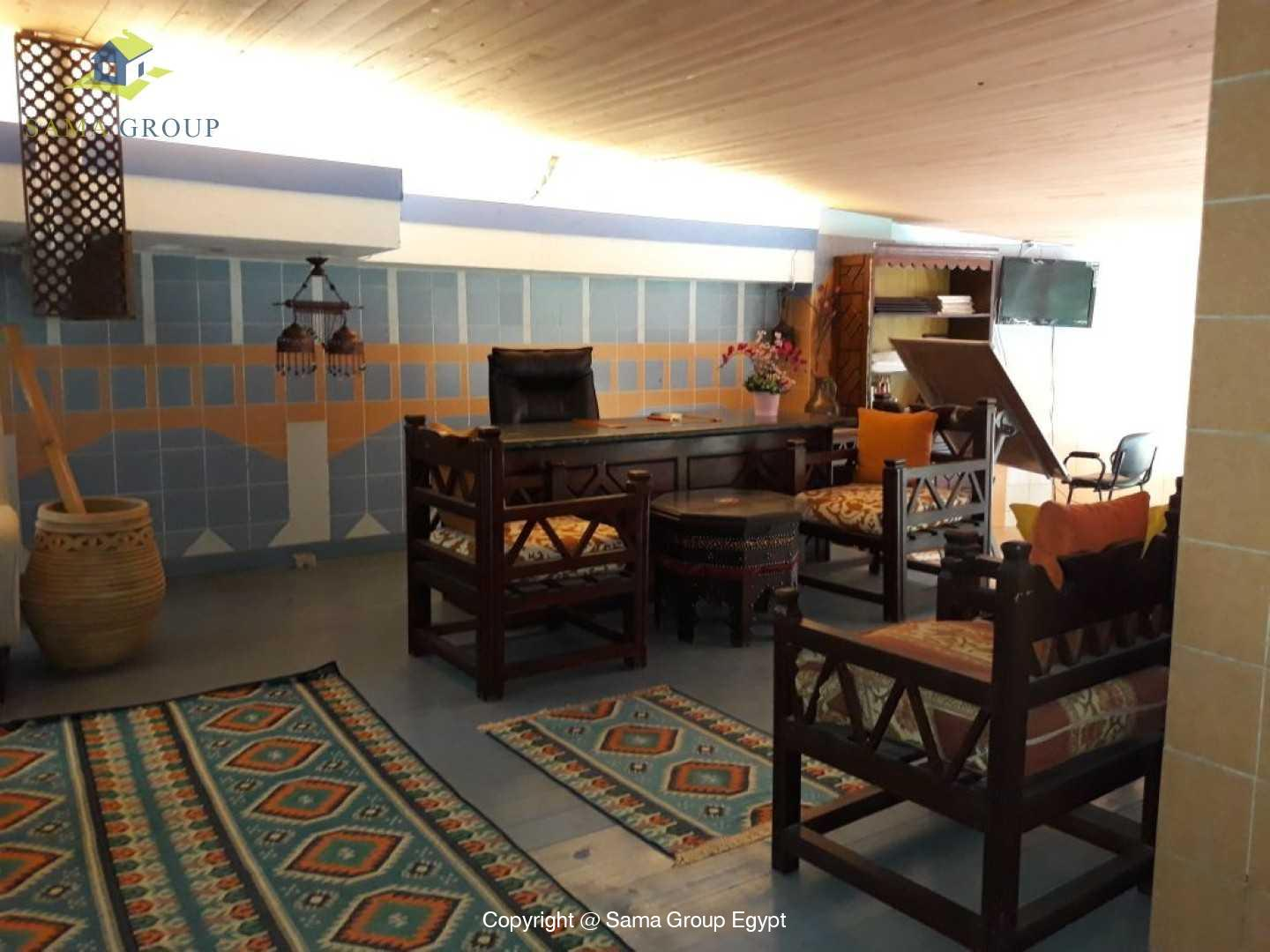 Office Furnished For Rent In Maadi Sarayat,Modern Furnished,Offices NO #5