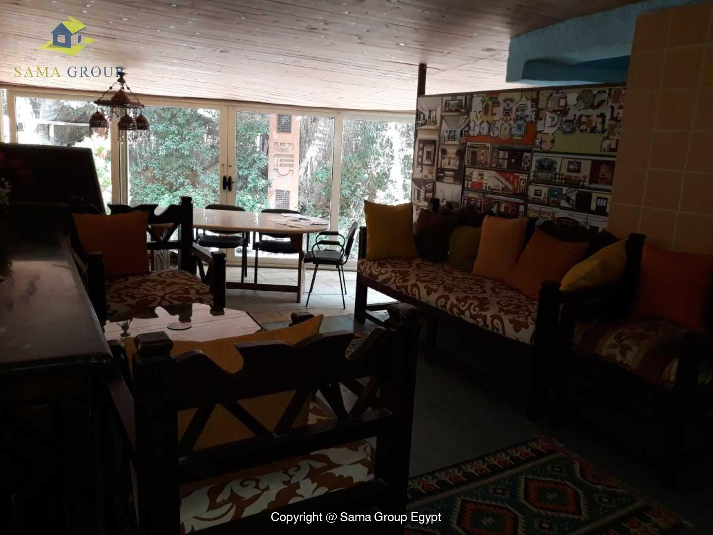 Office Furnished For Rent In Maadi Sarayat,Modern Furnished,Offices NO #3
