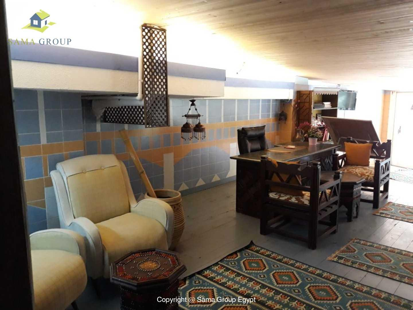 Office Furnished For Rent In Maadi Sarayat,Modern Furnished,Offices NO #2