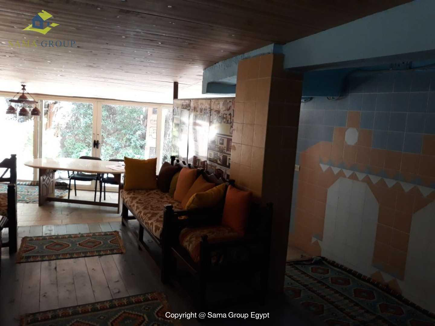 Office Furnished For Rent In Maadi Sarayat,Modern Furnished,Offices NO #11