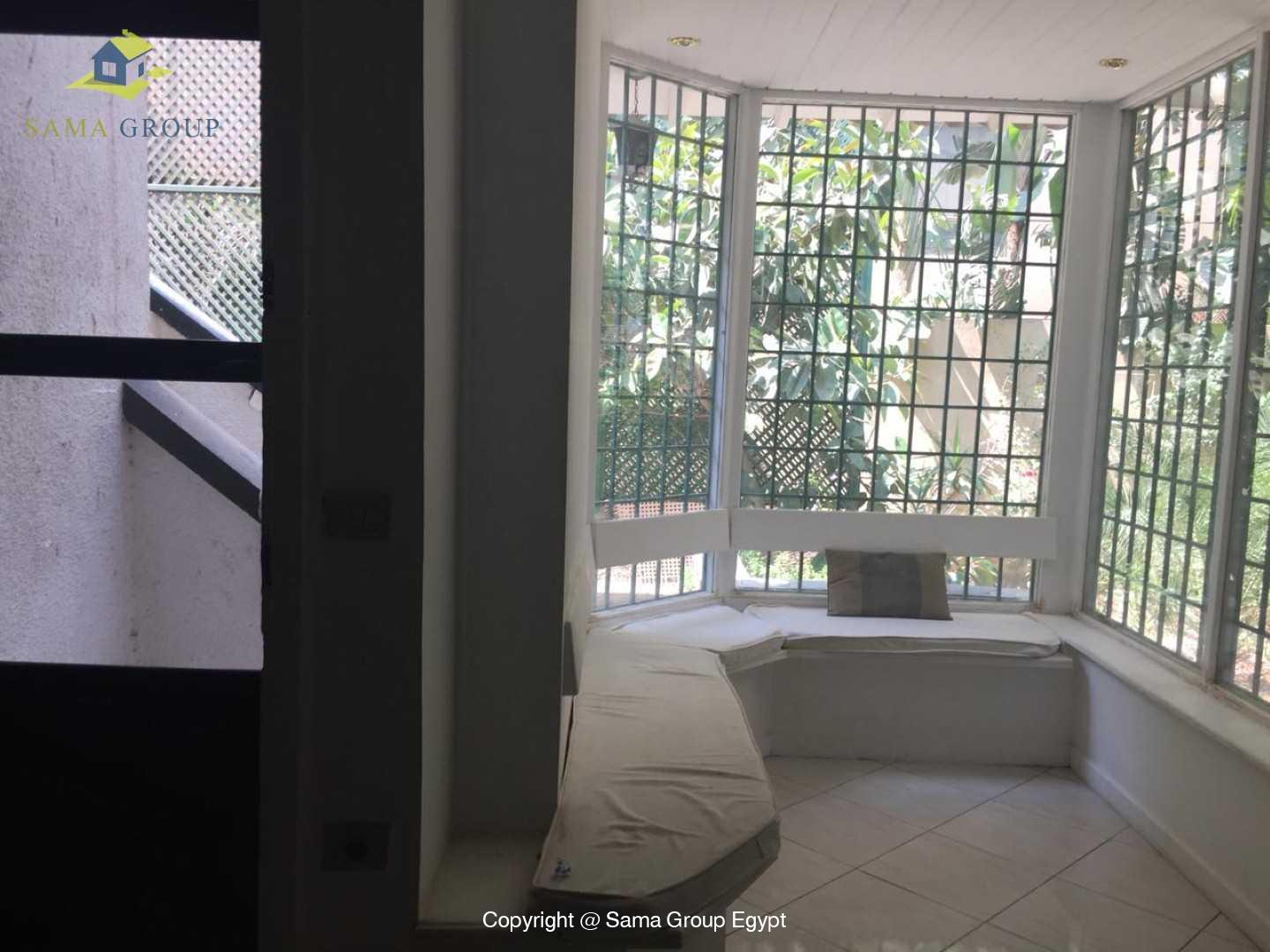 Villa with swimming pool For Rent In Maadi,Semi furnished,Villa NO #13